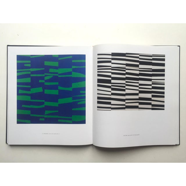 """Blue """"Ellsworth Kelly the Years in France 1948 - 1954 """" 1st Edition Hardcover Exhibition Art Book For Sale - Image 8 of 11"""
