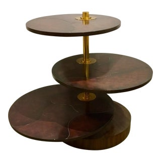 Celerie Kemble for Henredon Rosewood Gin End Table For Sale