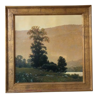 Rick Davis Landscape Oil on Canvas Painting For Sale