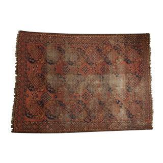 """Antique Ersari Carpet - 6'9"""" X 9'2"""""""