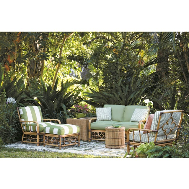 Contemporary Celerie Kemble - Mimi Outdoor Lounge Chair For Sale - Image 3 of 6