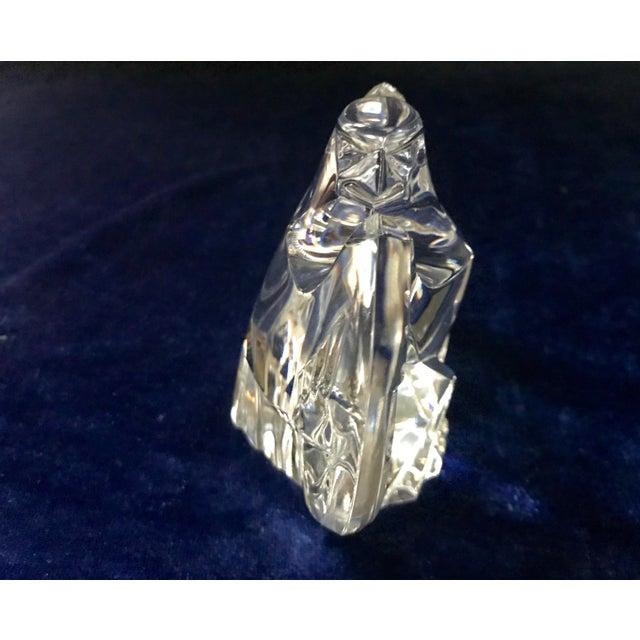 American Vintage Lloyd Atkins for Steuben Crystal Eagle Figurine For Sale - Image 3 of 9