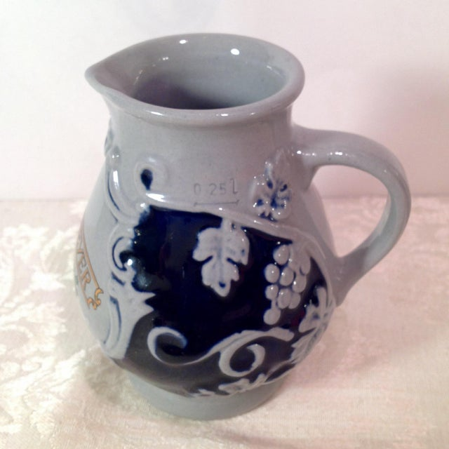 Mid-Century Modern Peter Meyer Wine Pitcher - Image 3 of 9