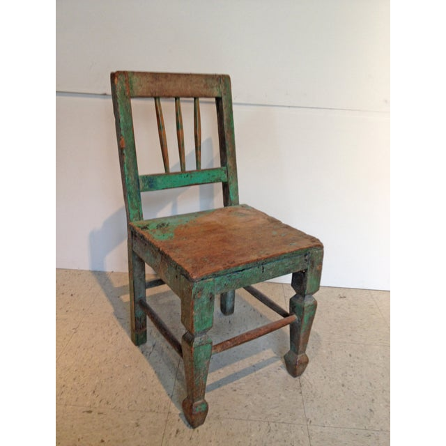 1940s Rustic Children's Chair - Image 2 of 5