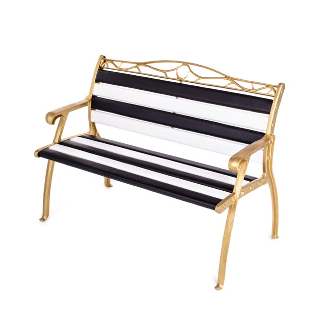 Troy Smith Designs Piano Bench by Artist Troy Smith - Artist Proof - Edition of 1 - Contemporary Design For Sale - Image 4 of 6