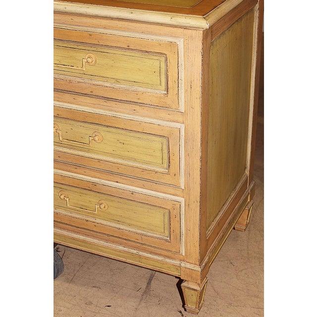 Painted Baker Triple Dresser - Image 7 of 8