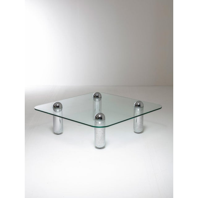 Rare Coffee Table by Lorenzo Burchiellaro For Sale - Image 6 of 6