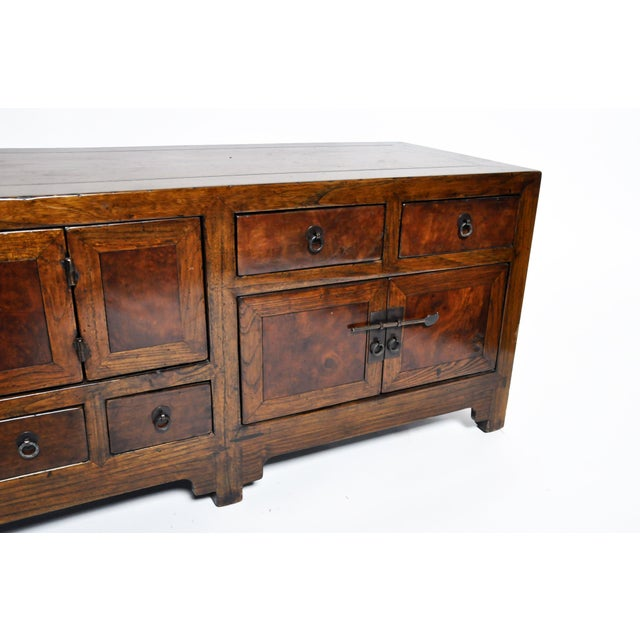19th Century Chinese Kwang Chest With 8 Drawers For Sale - Image 11 of 13