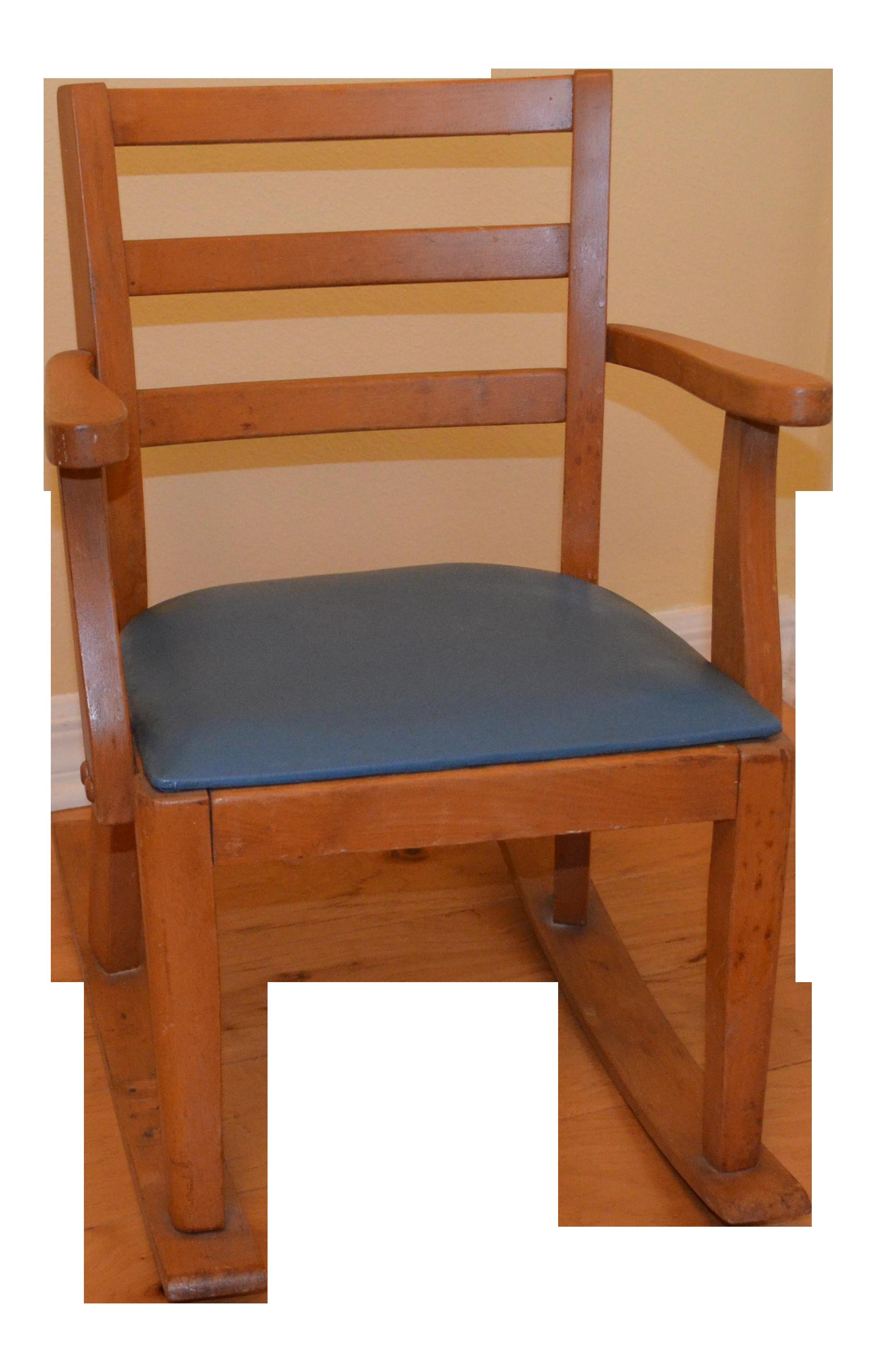 Vintage Child Rocking Chair  sc 1 st  Chairish & Vintage u0026 Used Childrenu0027s Rocking Chairs | Chairish