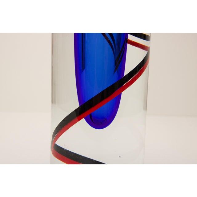 Modern Czech Art Glass Vase - Image 4 of 7