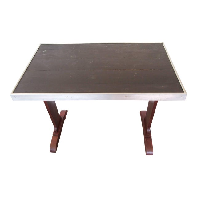 French Art Deco Bistro Table - Image 1 of 10