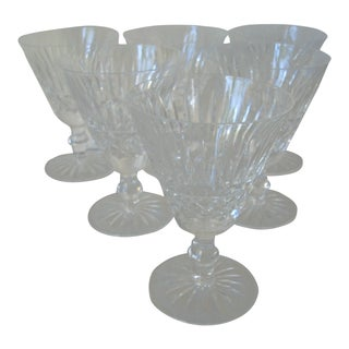 Waterford Crystal Wine Glasses - Set of 6 For Sale