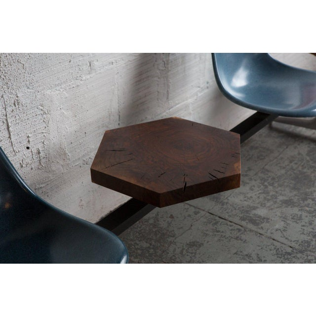 Custom Eames Airport Bench - Image 4 of 5