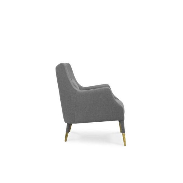 Contemporary Armchair Carver From Covet Paris For Sale - Image 3 of 5