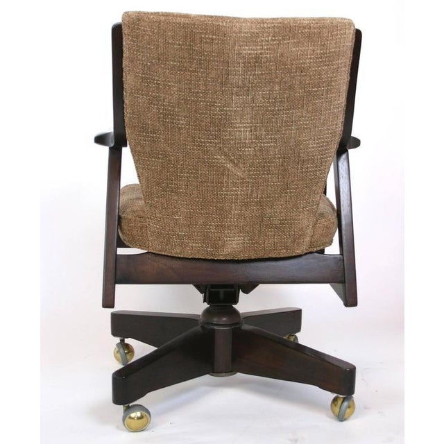 Early 20th Century Mid-Century Modern Desk Chair For Sale - Image 5 of 5
