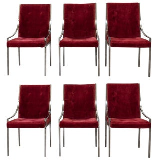 Pierre Cardin for Dillingham Dining Chairs - Set of 6