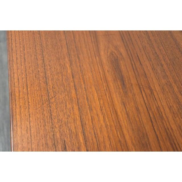 Orange Nils Jonsson Teak Vanity Dresser For Sale - Image 8 of 11