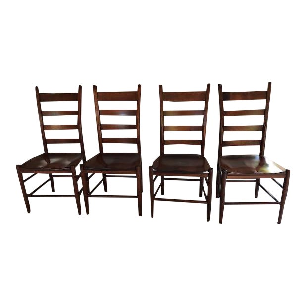 Nichols and Stone Side Chairs- Set of 4 For Sale