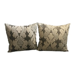 Kelly Wearstler Bengal Bazaar Pillows - Pair For Sale