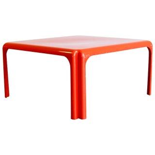Vico Magistretti for Artemide Coffee Table For Sale