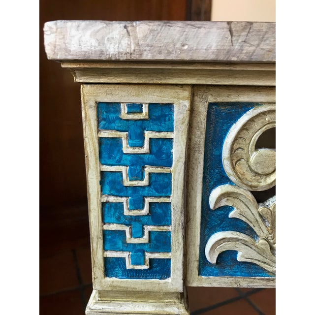Painted 1920s Console Table - Image 5 of 10
