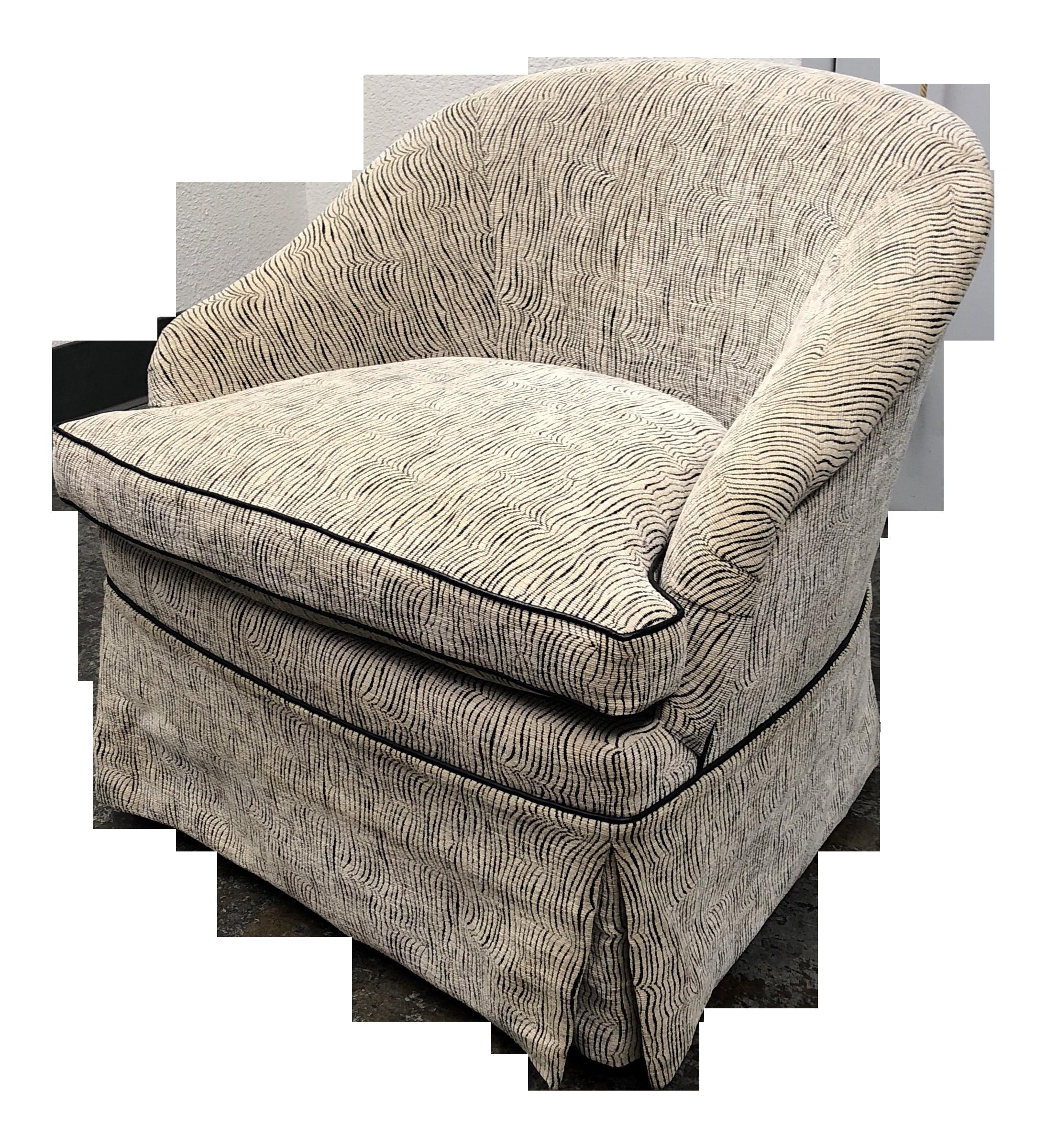 Merveilleux Contemporary Marco Fine Furniture Custom Accent Chair