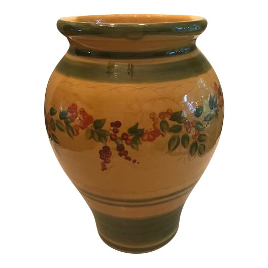 Rustic Provencal French Vase - Image 1 of 5