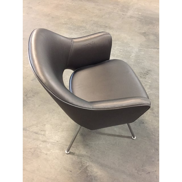 1975 Knoll Saarinen Executive Dining or Office Chairs - Set of 6 For Sale In Chicago - Image 6 of 12