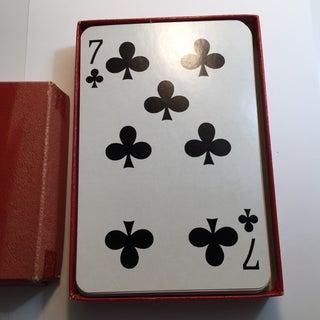 Vintage Kingsbridge Billboards Giant Playing Cards Preview