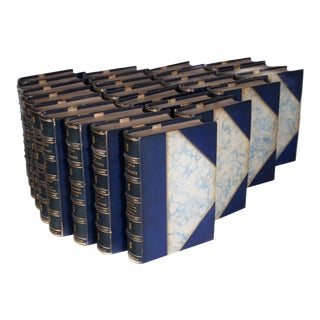 1904 Complete Works of Leo Tolstoy Limited Edition Books - Set of 24 For Sale