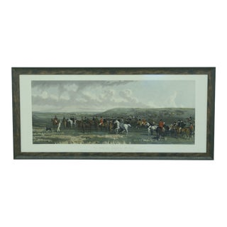 English Horse Engraving Print For Sale