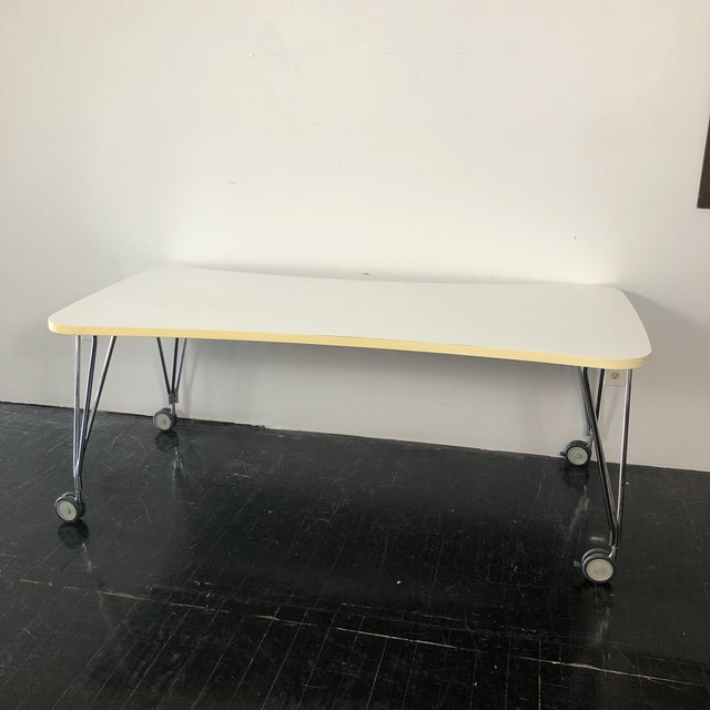 Kartell 1990s Kartel Max Writing Desk For Sale - Image 4 of 5
