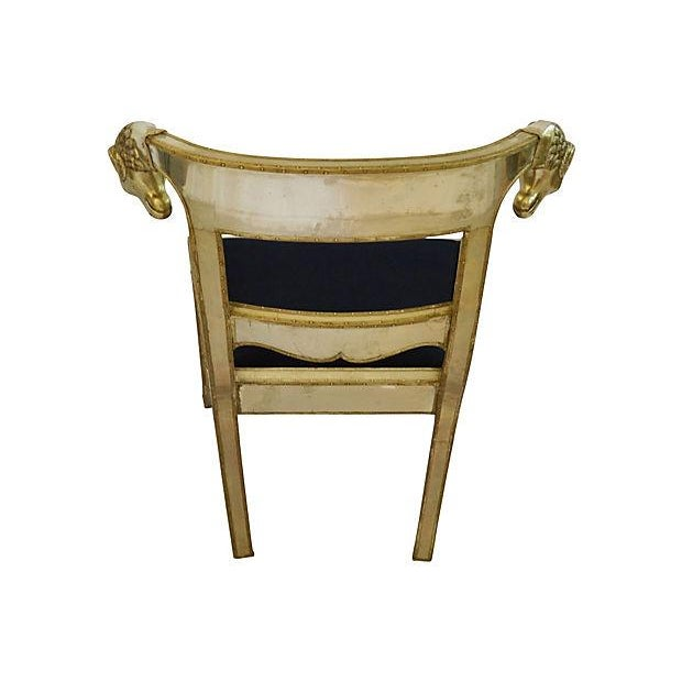 Anglo-Indian Ram's Head Chair - Image 4 of 7
