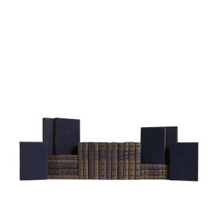 Blue Jean Classics Book Set : Set of Twenty Five Decorative Books