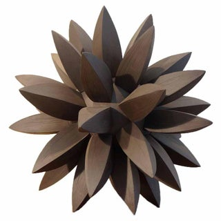 Ebony Star Sculpture