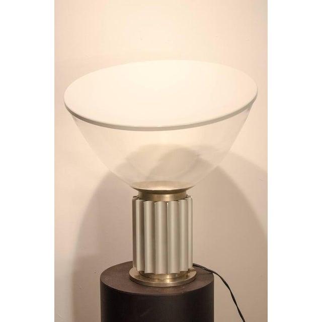 Taccia Blown Glass Lamp - Image 2 of 9