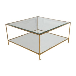 Billy Baldwin Style Cocktail Table