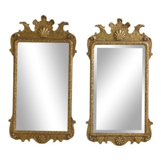 Friedman Brothers for Kittinger Colonial Williamsburg Mirrors - a Pair For Sale