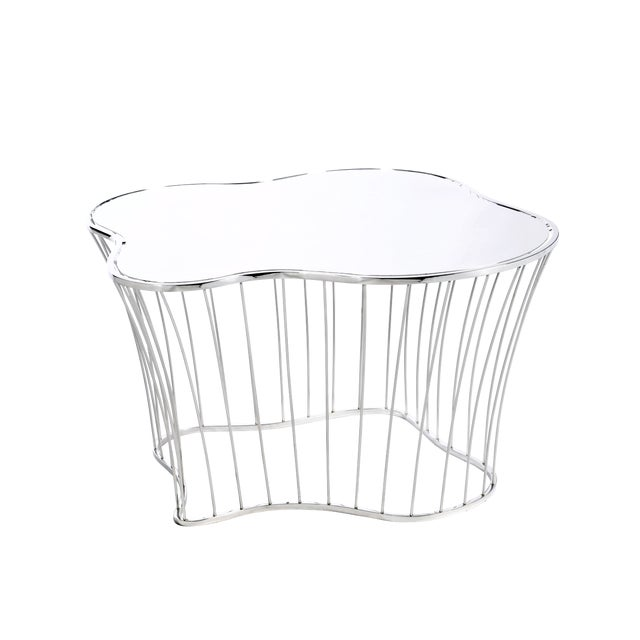 Plaza Center Table From Covet Paris For Sale