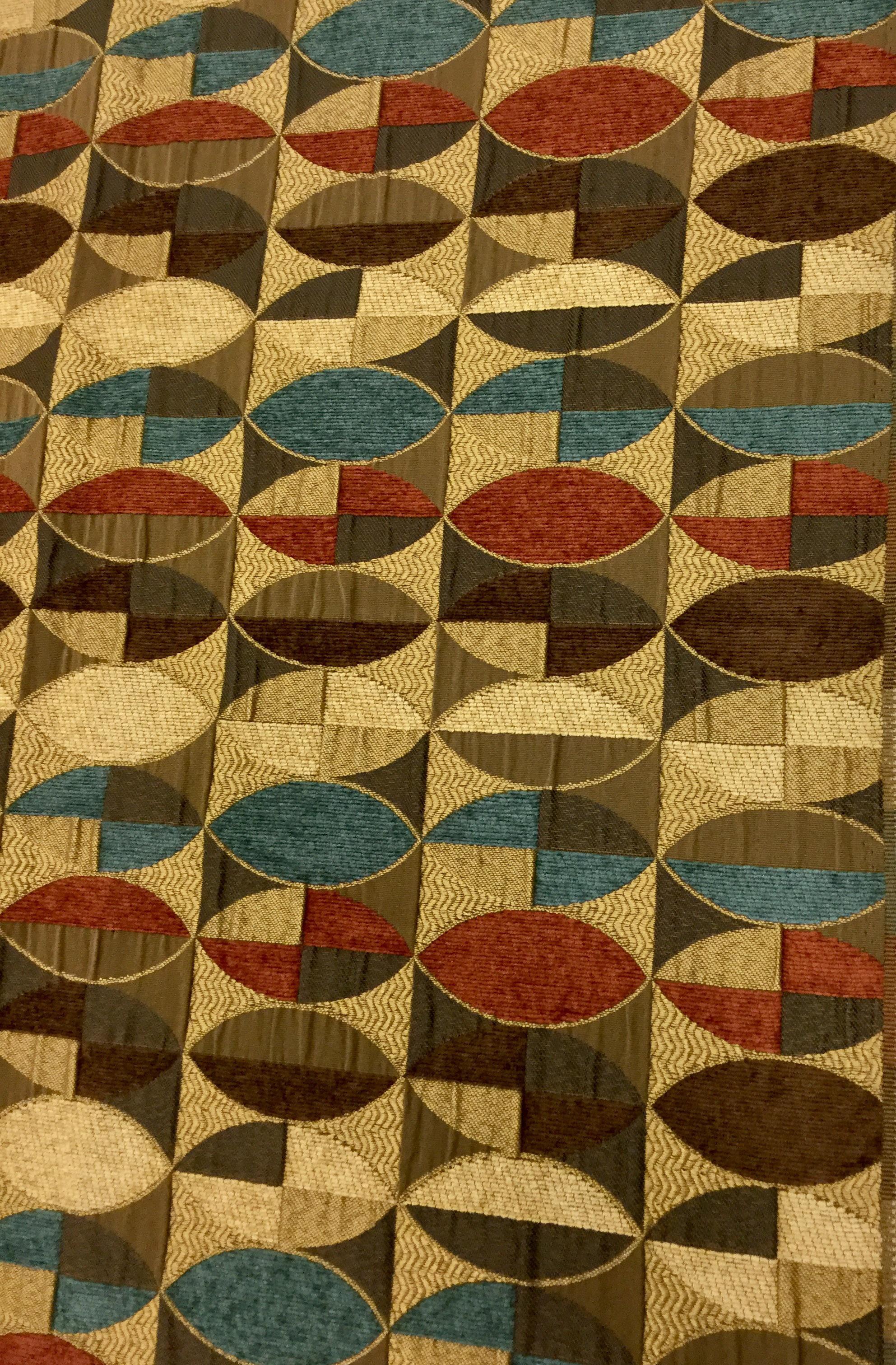 BoutiqueByDanielle Vintage 1990/'s Fabric Remnants Interior Decor