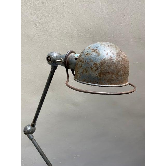 1950s 1950s Original 5-Arm Jielde Standing Lamp For Sale - Image 5 of 9
