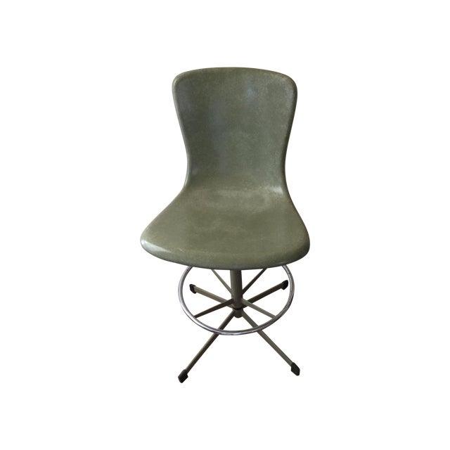 Tremendous 1950S Hamilton Cosco Bar Counter Chair Inzonedesignstudio Interior Chair Design Inzonedesignstudiocom