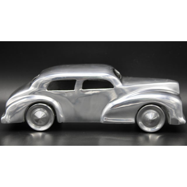 Chrome Stylized Classic Car For Sale - Image 13 of 13
