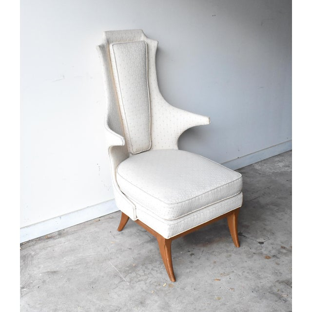 Mid-Century Modern Mid-Century Modern Arm Chair For Sale - Image 3 of 13