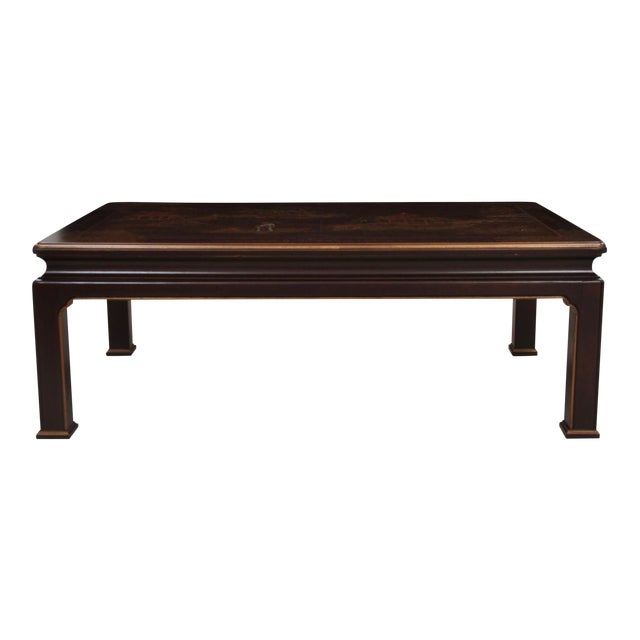 Ming Style Coffee Table - Image 1 of 5