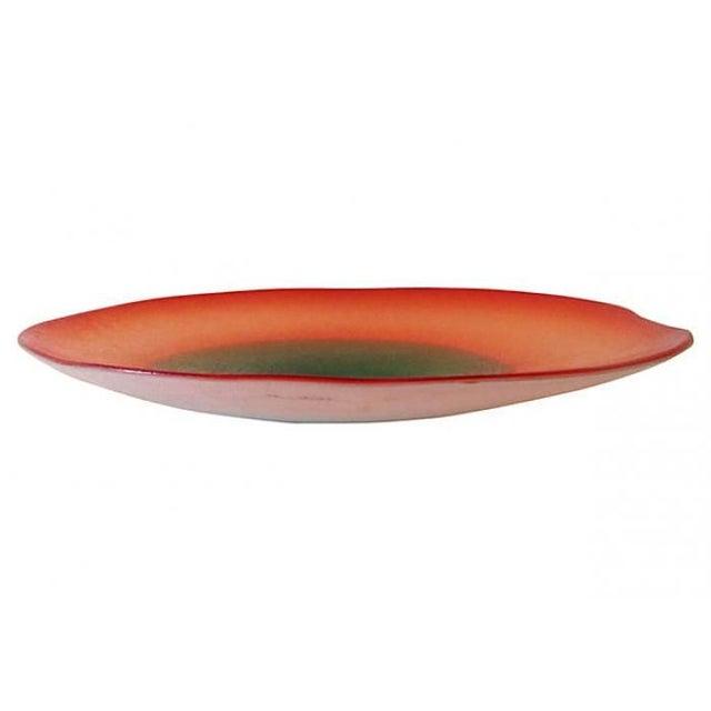1950s Murano Art Glass Centerpiece Bowl - Image 2 of 6