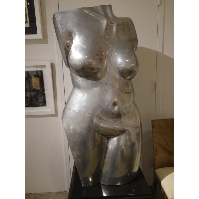 """Grand Scale """"Torso"""" Sculpture - Image 4 of 9"""