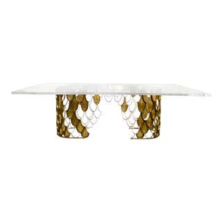 Covet Paris Koi II Dining Table For Sale