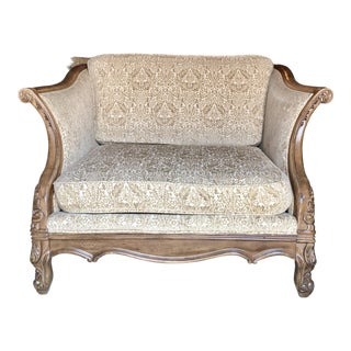 Royal French European Love Seat For Sale
