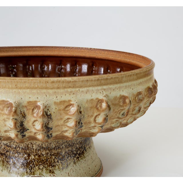 California Modern Studio Pottery Soup Tureen by Don Jennings For Sale - Image 9 of 13